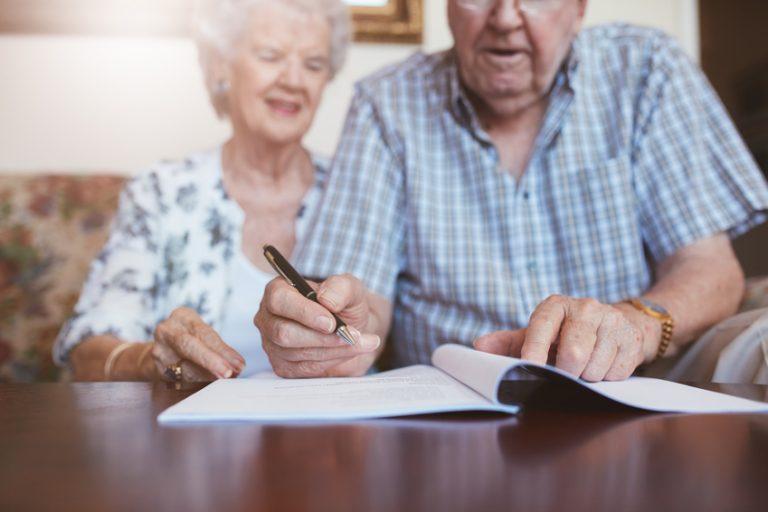 Pflichtteil-Konstellation Ehegattentestament